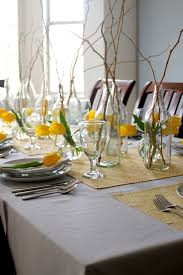 top table decoration ideas. 61 Stylish And Inspirig Spring Table Decoration Ideas Digsdigs Top