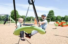 Alpine Park Plain Twp Adds Inclusive Playground To Alpine Park News The