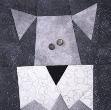 catsndogs xi epsilon nu omicron delta omicron chi epsilon omicron  cats n dogs paper pieced quilt made by marney here s my neighbor s schnauzer he