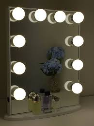 Floor Lights With Vanity Mirror And Lights Then Sale Hollywood