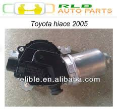 Quantum Hiace 2005 Window Shield Wiper Motor #85110-60370 - Buy ...
