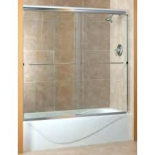 shower tub doors half glass shower door for bathtub half glass shower door for bathtub trackless sliding shower doors half glass shower door for bathtub