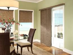 sliding glass door curtain ideas patio blinds thermal door curtain patio door blinds sliding glass door