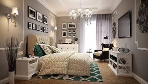 Nice Bedroom Men Vintage