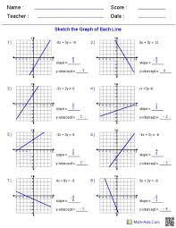 division of rational fractional expressions worksheet five pack