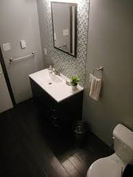 Contemporary Half Bathroom Ideas dayrime