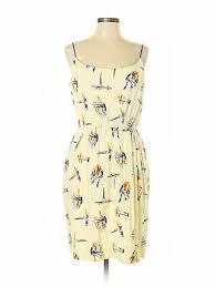 Antonio Melani Women Ivory Casual Dress 10 23 99 Picclick