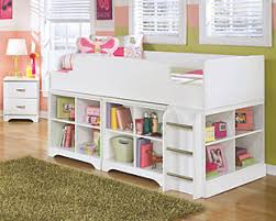 kids bunk bed. Large Lulu Twin Loft Bed With 2 Bookcases, , Rollover Kids Bunk B