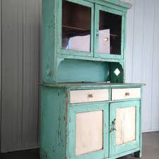 distressed furniture for sale. SALE 20% OFF Antique Belgium Turquoise And White Kitchen Cabinet Display Distressed Sh Furniture For Sale I
