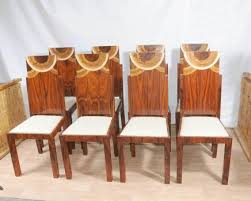 art deco dining furniture. set art deco dining chairs inlay chair 1920s furniture b