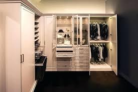 wardrobe system wall closet units with dramatic lighting custom cost detail