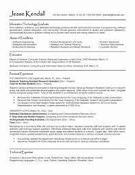Web Developer Resume Template Luxury Web Design Resume Template