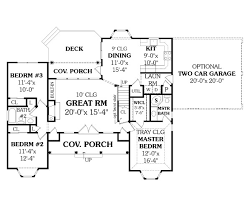 ranch house floor plans. First Floor Plan Image Of LEWISBURG RANCH House Ranch Plans 5