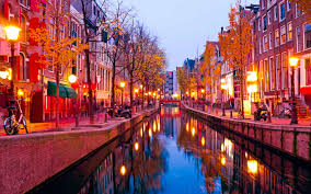 Red Light District Rotterdam Is The End Nigh For Amsterdams Red Light District And