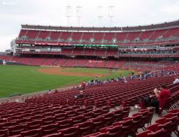 Great American Ball Park Section 110 Seat Views Seatgeek