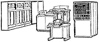 История развития вычислительной техники Краткая историческая  ЭВМ третьего поколения