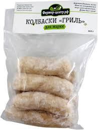 Колбаски ФЦ <b>гриль для жарки</b> 900г - Фермер-центр.РФ