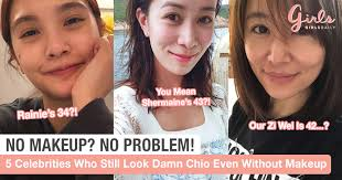 this 5 celebrities can rock the whole no makeup look better than anyone else