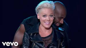 P!nk - Are <b>We All</b> We Are (Live) - YouTube