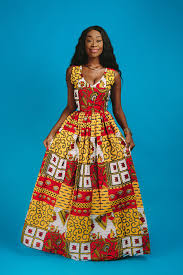 African Pattern Dress Beauteous 48 Best African Print Dresses [ Where To Get Them]