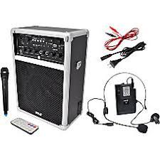 office speaker system. pyle pwma170 public address system office speaker v