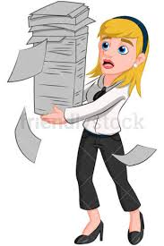 Image result for documents clipart