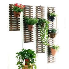 iron wall shelf wall mounted plant shelves wall hanging plant wood living room wall shelf balcony iron wall shelf