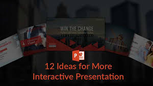 12 Ideas For More Interactive Presentation Nispaara Blog