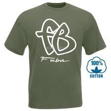 Fubu Design T Shirt Us 9 99 Vintage T Shirt Fubu Fb Big Logo 90s Reprint Size S 2xl Cotton In T Shirts From Mens Clothing On Aliexpress