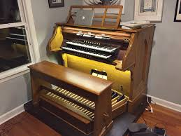 Organ Console Lights I Restored A Pipe Organ Console And Converted It Into A Midi
