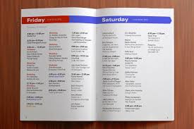 How To Create An Event Program Booklet Template For Program Booklet For Event Magdalene Project Org