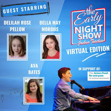 S5 Ep1 – Delilah Rose Pellow, Bella May Mordus, Ava Bates | Broadway  Podcast Network