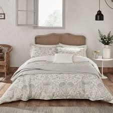 pure lodden silver bedding