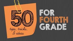 Fourth Grade Behavior Chart 50 Ideas Tricks And Tips For Teaching 4th Grade