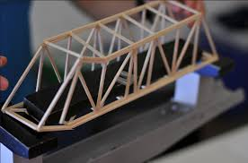 Balsa Wood Bridge Designs Model Bridge Building And Testing