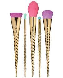 unicorn brush sets. limited edition - tarte magic wands brush set unicorn sets