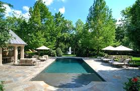 pool designs and landscaping. Rectangular Pool Landscape Designs Rectangle Modern With Garden And Landscaping