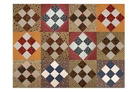 Quilt Patch Patterns an evening star quilt block pattern for ... & ... Quilt Patch Patterns nine patch quilt block patterns simple to complex  ... Adamdwight.com