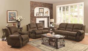 Reclining Living Room Set Bradleys Furniture Etc Rustic Reclining Sofas And Recliners