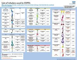 Copd Guidelines Chart Benefits Of A Comprehensive Copd Inhaler Identification Aid