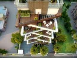 Apartment Elevation Designing 40D Architectural Rendering Services Fascinating Apartment Architecture Design
