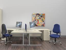 chrome office desk. Chrome Office Desk W