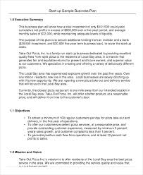 Format For An Executive Summary Executive Summary Template 8 Free Word Pdf Documents