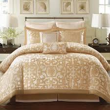 Gold Bedding White Black & Gold forter Sets & Duvet Covers