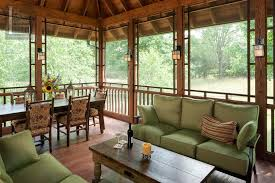 screened in back porch designs screened porch beautifully matches home the porch panythe