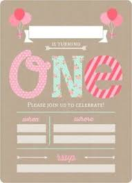 First Birthday Invitations Free Printable First Birthday Invitation Card Design Blank Cyberuse
