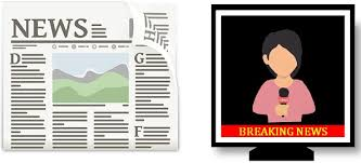 Difference Between Print Media And Electronic Media With