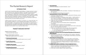 Word Excel Marketing Report Templates Office Templates