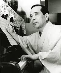 Image result for 作曲家の吉田正に国民栄誉賞
