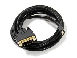 <b>Аксессуар Telecom</b> Mini <b>DisplayPort M</b> to <b>DVI M</b> 1 8m TA665 1 8M ...